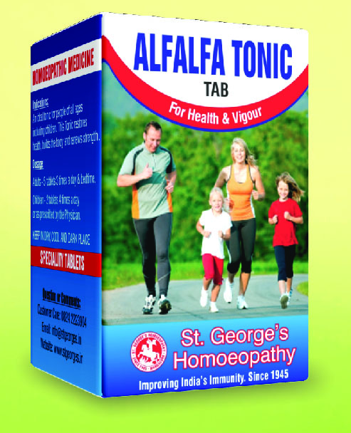 ALFALFA TONIC TAB FOR HEALTH & VIGOUR