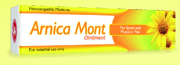ARNICA MONT OINTMENT