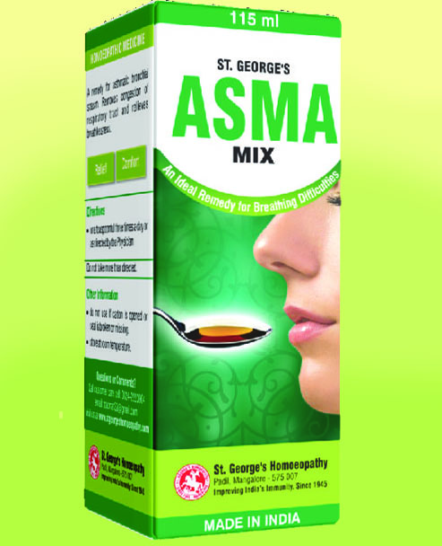 ASMA MIX-115ml