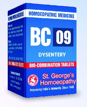 BC 09 DYSENTRY