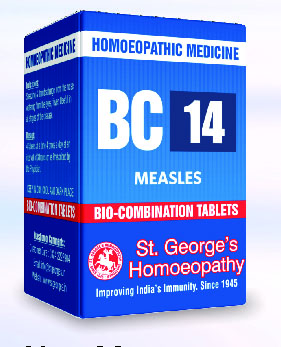 BC 14 MEASLES