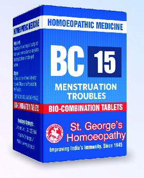 BC 15 MENSTRUATION TROUBLES