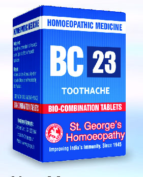 BC 23 TOOTHACHE