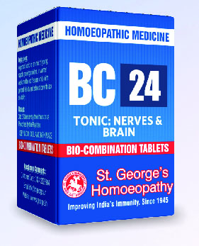 BC 24 TONIC: NERVES & BRAIN