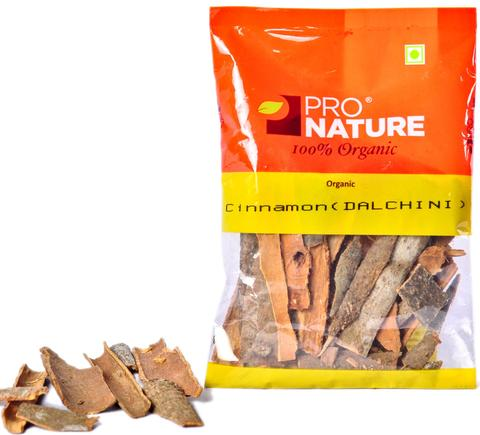 Pro Nature Organic -  Cinnamon Bark