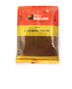 Pro Nature Organic - Cinnamon Powder
