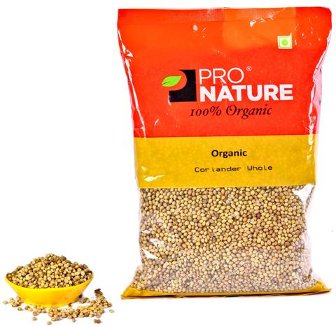Pro Nature Organic - Coriander (Whole)