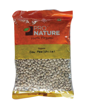 Pro Nature Organic-Cow Pea(White)