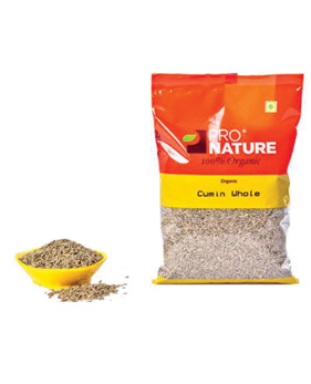 Pro Nature Organic - Cumin (Whole)
