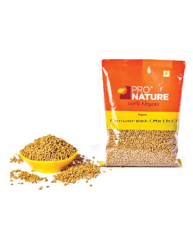 Pro Nature Organic - Fenugreek (Methi)