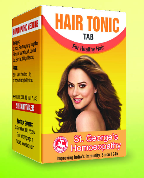 HAIR TONIC TAB FOR HEALTHY HAIR