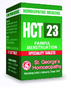 HCT 23 PAINFUL MENSTRUATION