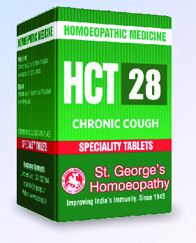 HCT 28 CHRONIC COUGH