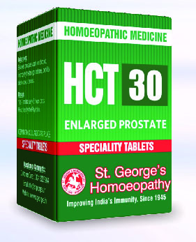 HCT 30 ENLARGED PROSTATE