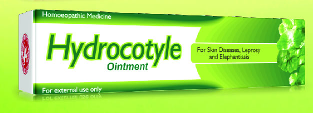 HYDROCOTYLE OINTMENT