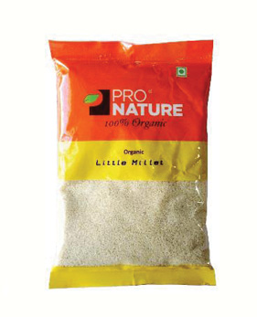 Pro Nature Organic-Little Millet