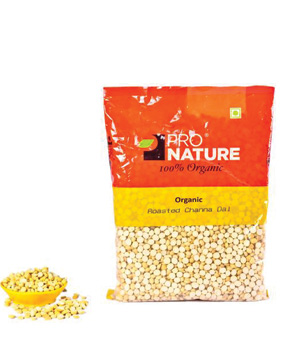 Pro Nature Organic-Roasted Channa Dal