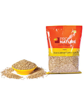 Pro Nature Organic - Sesame (White, Natural)