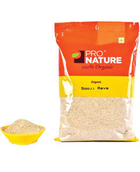 Pro Nature Organic-Sooji/Rava (Whole Wheat)
