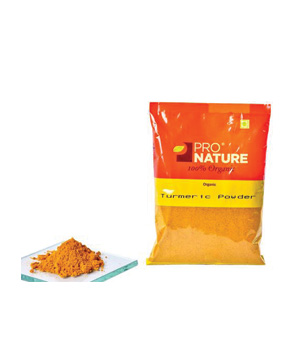 Pro Nature Organic - Turmeric Powder 100g