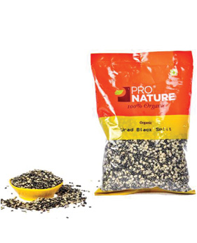 Pro Nature Organic-Urad Dal Black Split