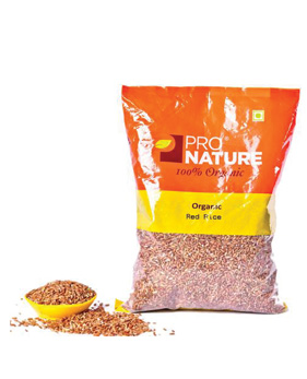 Pro  Nature Organic-Red  Rice