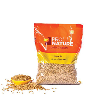 Pro Nature Organic-Wheat(Lokwan)