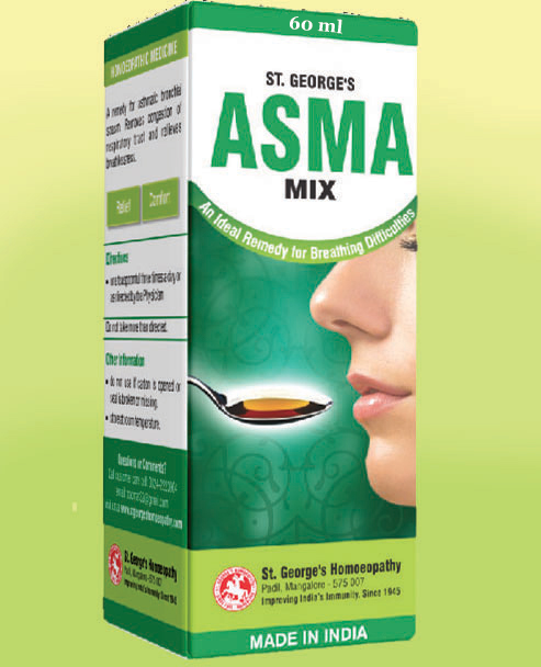 ASMA MIX-60ml