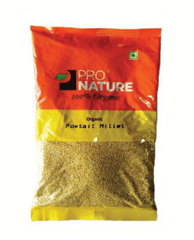 Pro Nature Organic-Foxtail Millet